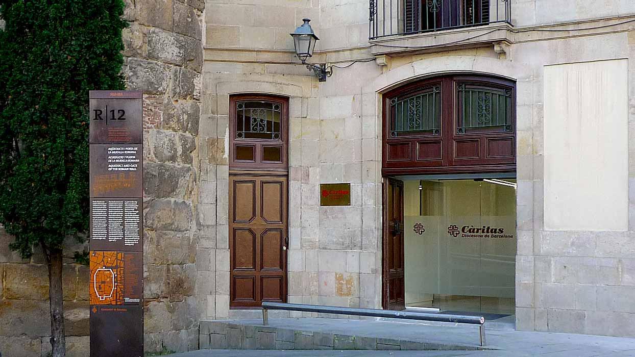REHABILITACIÓ PATRIMONI HISTORIC | SEU CÀRITAS BARCELONA - 02